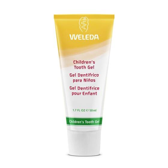 GEL DENTIFRICE POUR ENFANT 50 ml - WELEDA