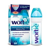 WORTIE TRATAMIENTO ANTI VERRUGAS 50ml - WORTIE