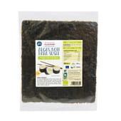 Algas Nori Para Sushi Eco 25g de Algamar