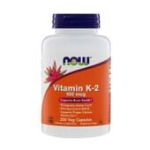 Vitamin K-2 100 mcg 250 VCaps de Now Foods
