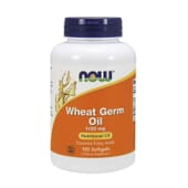 Wheat Germ Oil 1130 mg 100 Softgels de Now Foods