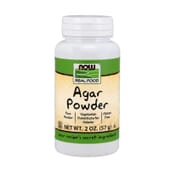 Real Food Agar Powder 57g de Now Foods