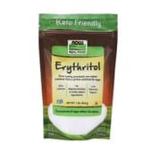 Real Food Erythritol 454g da Now Foods