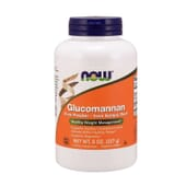 Glucomannan 227g da Now Foods