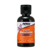 Liquid Melatonin 59 ml de Now Foods