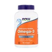 Ómega-3 180 EPA / 120 DHA 180 Pérolas da Now Foods