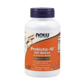 Probiotic-10 100 Billion 60 VCaps de Now Foods