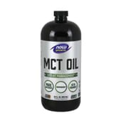 Mct Oil 946 ml de Now Sports