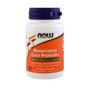 Respiratory Care Probiotic 60 VCaps de Now Foods