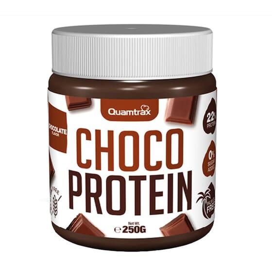 Choco Protein Gluten Free 250g de Quamtrax