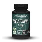 Melatonina 1 mg 200 Caps da Eurosup