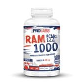 Ram BCAA 1000 mg 300 Tabs da Prolab