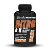 Nitro 3.0 200 Caps de Future Tec