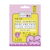 Deep Cleansing Nose Pore Strips Tiras Para La Nariz  de Sugu