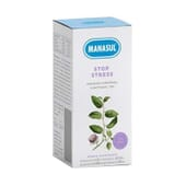 Manasul Stop Stress 25 Infusões da Manasul