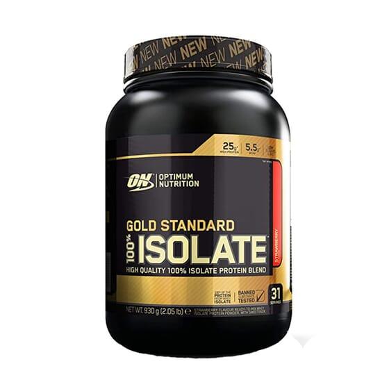 100% Gold Standard Isolate 930g da Optimum Nutrition