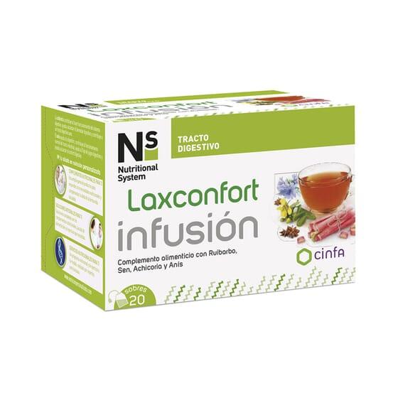 Laxconfort 20 Infusões da Ns