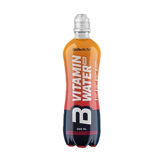 Vitamin Water Zero 500 ml de Biotech USA