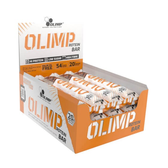 Olimp Protein Bar 12 x 64g da Olimp
