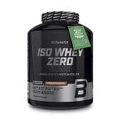 Iso Whey Zero Black 2270g de Biotech USA