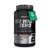Iso Whey Zero Black 908g da Biotech USA