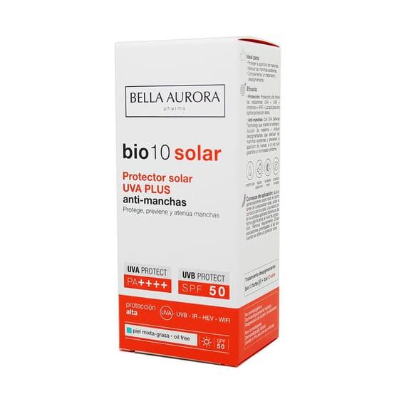 Bio 10 Solar Uva Plus Pele Mista SPF50 50 ml da Bella Aurora