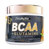 Bcaa + Glutamina 315g da Hypertrophy Nutrition