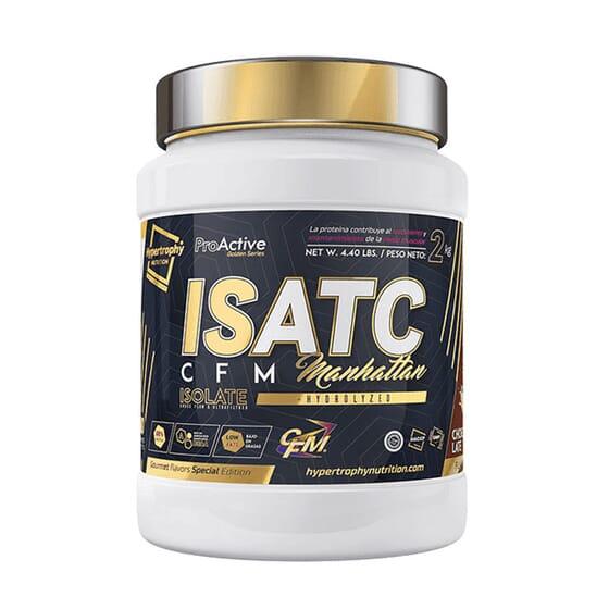 Isact Isolate CFM Manhattan 1 Kg de Hypertrophy Nutrition