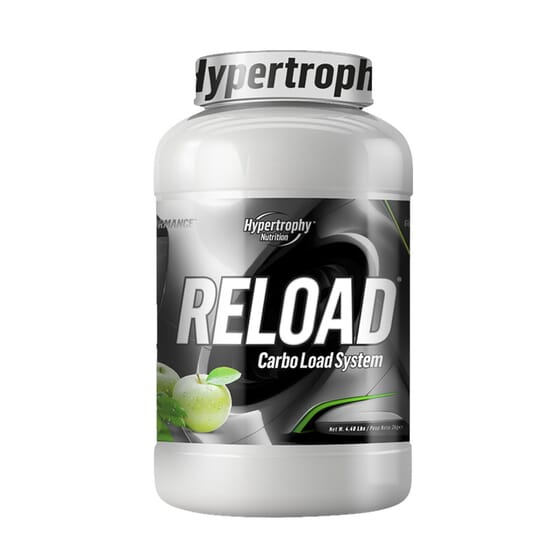 Reload Carbo Load System 2 Kg da Hypertrophy Nutrition