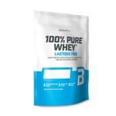 100% Pure Whey Lactose Free 454g de Biotech USA