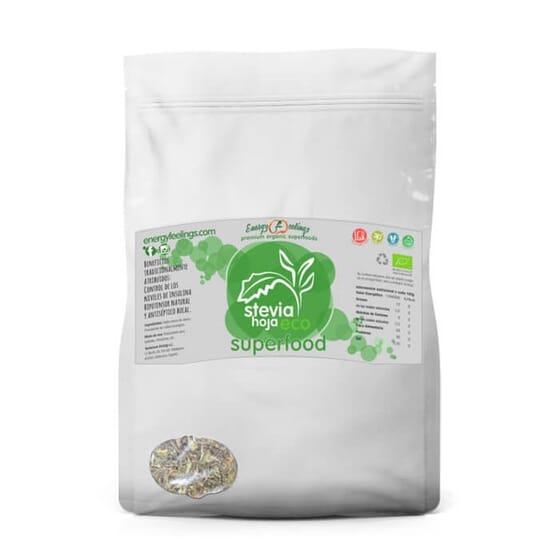 Folha De Stevia Bio 1 Kg da Energy Feeling