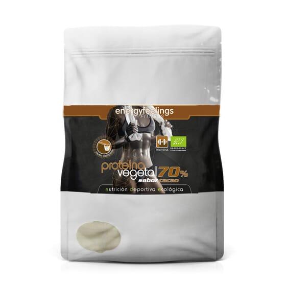 Proteína Vegetal 70% Cacau 1 Kg da Energy Feeling