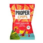 Chips De Lenteja Sweet Sriracha Chilli  85g de Proper Chips
