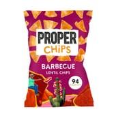 Chips de Lentilhas Barbecue 85g da Proper Chips