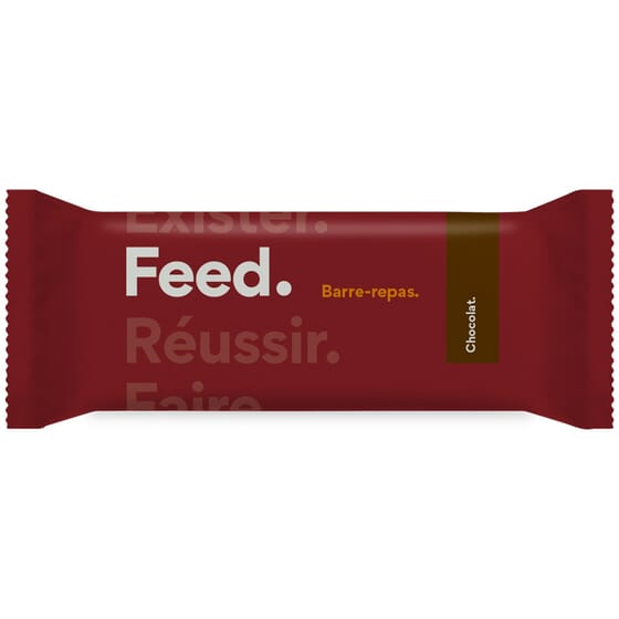 Feed Meal Bar Chocolate 100g da Feed