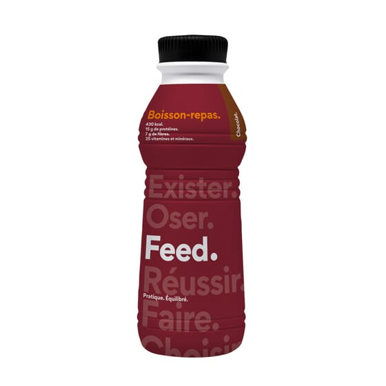 Feed Meal Drink Chocolate 500 ml da Feed