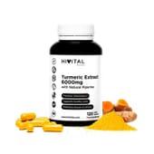 Turmeric Extract 6000 mg 120 VCaps da Hivital Foods