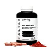 Red Yeast Rice 180 VCaps de HIVITAL FOODS