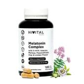 Melatonin Complex 120 VCaps da Hivital Foods