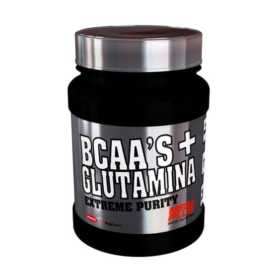 Bcaa+Glutamine 600g da Mega Plus