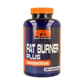 Fat Burner Plus Competition 200 Tabs de MEGA PLUS