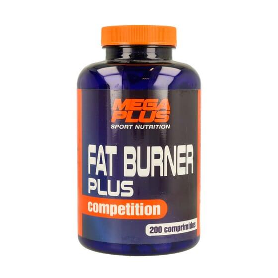 Fat Burner Plus Competition 200 Tabs da Mega Plus