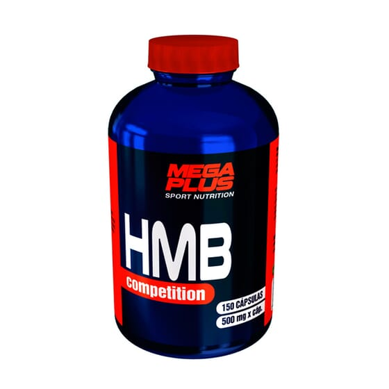 HMB Competition 150 Caps da Mega Plus
