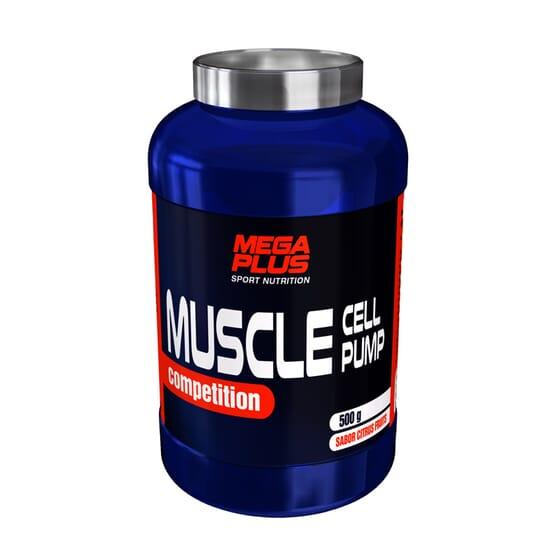 Muscle Cell Pump Competition 500g da Mega Plus