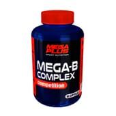 Mega-B Complex Competition 60 Caps da Mega Plus