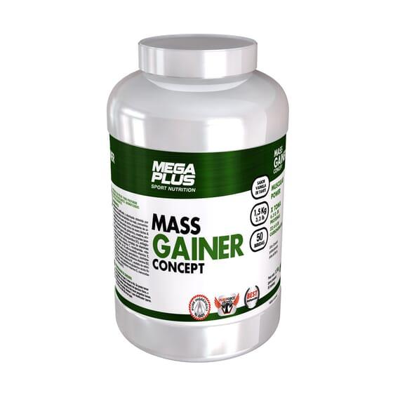 Mass Gainer Concept 1.5 Kg da Mega Plus
