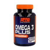 Omega 3 Plus Competition 220 Caps da Mega Plus