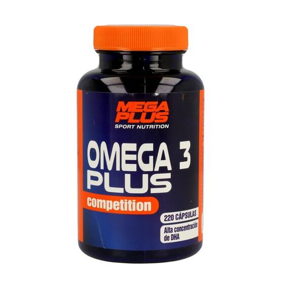 Omega 3 Plus Competition 220 Caps da Mega Plus