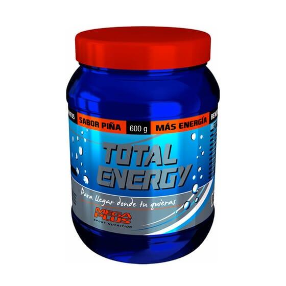 Total Energy 600g da Mega Plus