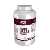 Super Mass Concept 3 Kg de MEGA PLUS